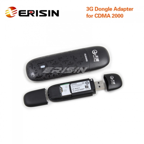 Erisin EC122 3G CDMA2000 Wireless USB Modem Adapter SD Card Reader