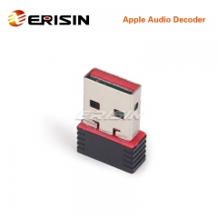 Erisin ES150 Audio Decoder for Apple iPod iPhone5/6 iPad