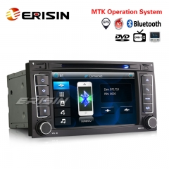 "Erisin ES7156T 7"" Car Stereo GPS 3G OPS Sat Nav DVD DAB+ BT For VW T5 Multivan Transporter Touareg"