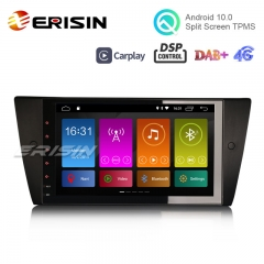 "Erisin ES3190B 9"" DSP Android 10.0 Autoradio DAB+ GPS WIFI OBD 4G for BMW 3 Series E90 E91 E92 E93"