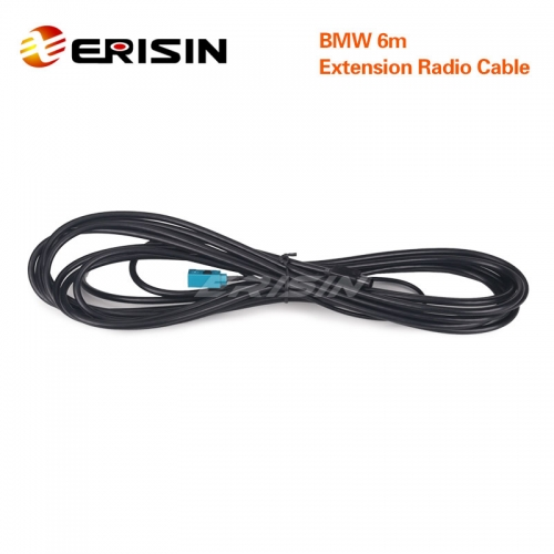 BMW-RADIO-6M Fakra BMW 6-Meter Extension Radio Cable for LMBM6-N